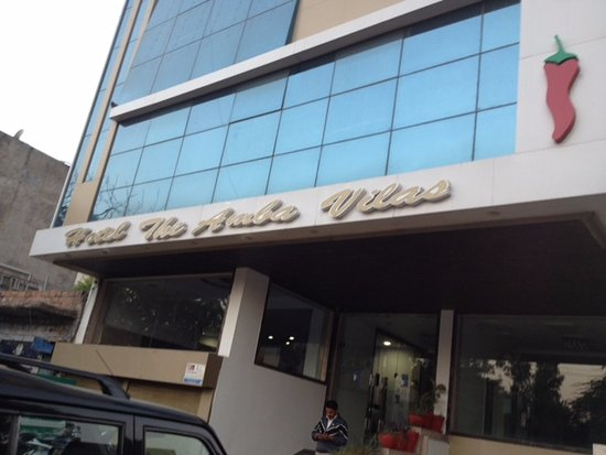Hotel The Amba Vilas