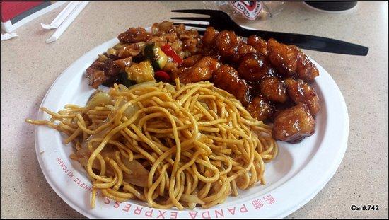 good fast food big portions review of panda express champaign il tripadvisor