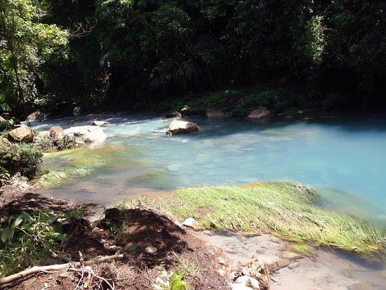 Tenorio Volcano National Park, Costa Rica: Super lindo! Buena caminata
