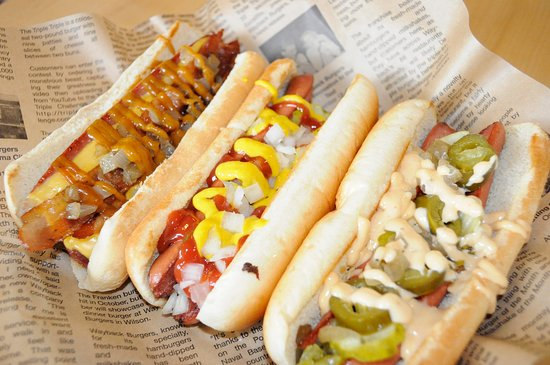 Firebaugh, Kalifornien: Hot Dogs