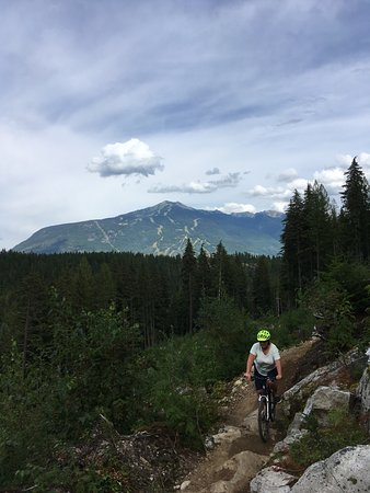 Revelstoke, Canada: fun, exercise and scenery thanks to Skookum Cycle