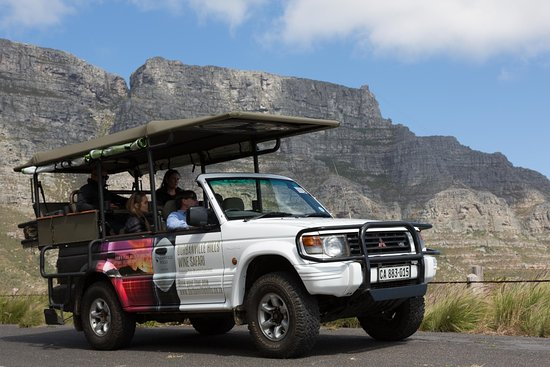 Durbanville Hills Table Mountain Wine Safari