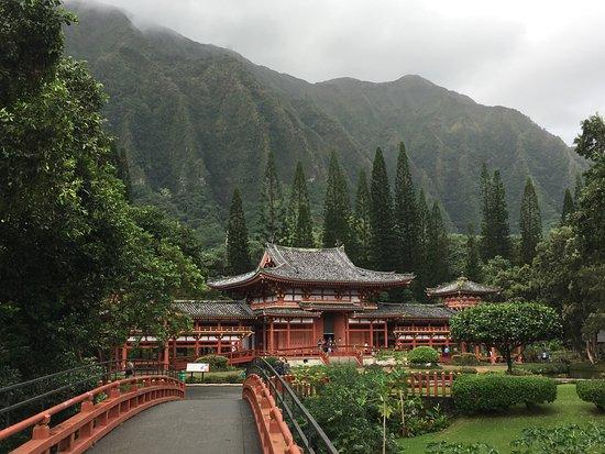Kaneohe, Hawaje: Incredible scenery!