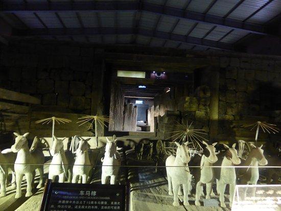 Yangzhou, China: 2号墓