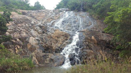 Piggs Peak, Swaziland: Waterfall