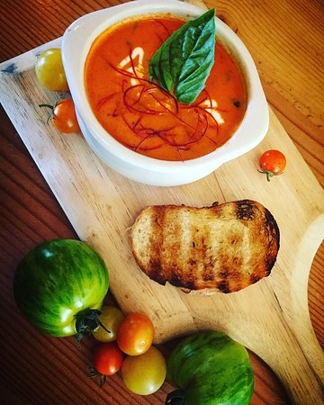 Occidental, Kaliforniya: House made tomato bisque