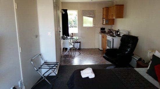 Timaru, Nueva Zelanda: Room