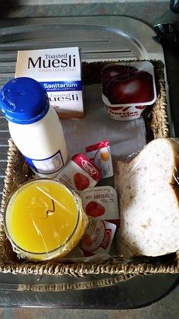 Timaru, Nueva Zelanda: 12.50 Breakfast