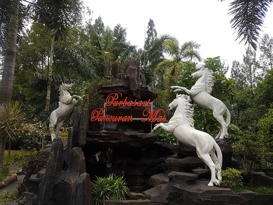 Purwokerto, Indonezija: On the way out