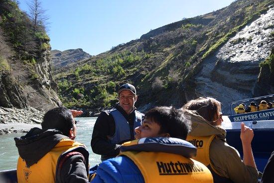 Queenstown, Nuova Zelanda: Skippers Canyon Jet