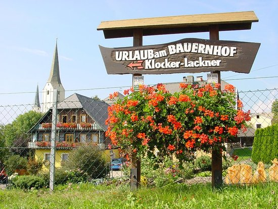 Urlaub am Bauernhof - Klocker Lackner
