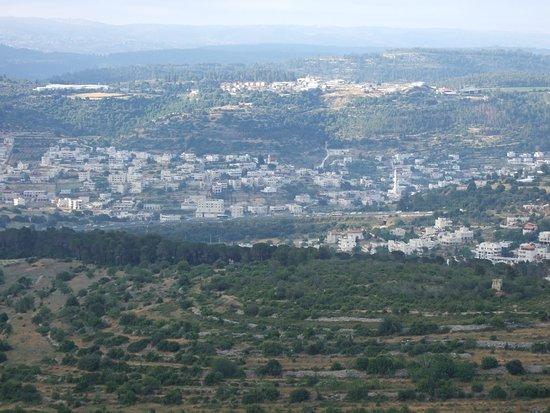 Distrikt Jerusalem Foto