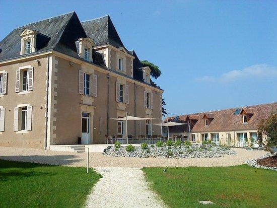 Rouffignac-Saint-Cernin-de-Reilhac, Франция: LE MANOIR