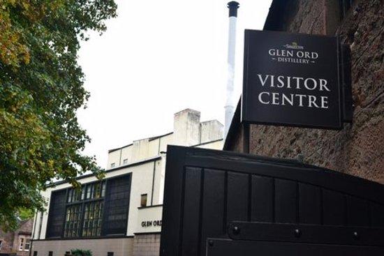 Muir of Ord, UK: Glen Ord