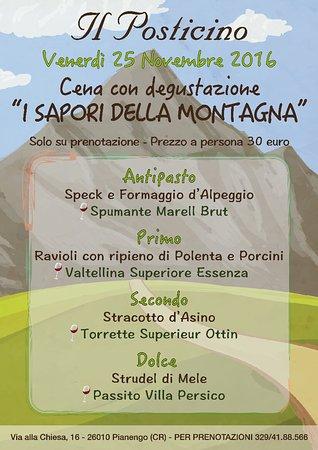 Pianengo, Olaszország: IL POSTICINO