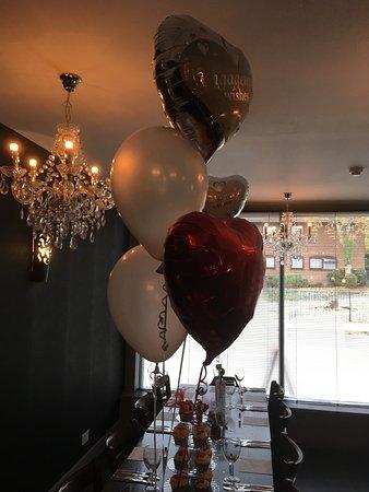 Rainham, UK: Engagement party