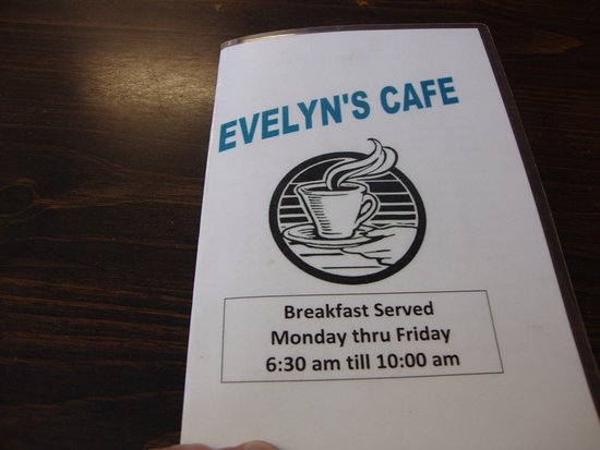 Evelyn S Cafe Columbus Ga