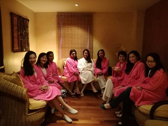 ozmosis health day spa after all the pampering from the spa therapists its