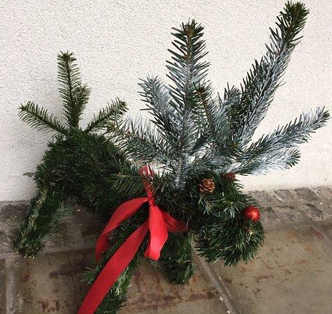 Wels, Österreich: vorweihnachtlich Stimmung