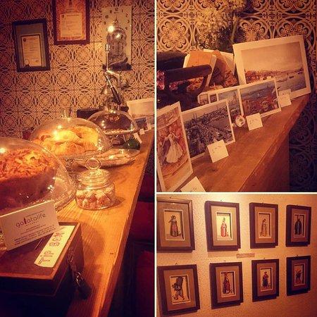 Galata Life Istanbul: Entrance  & Cafe