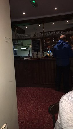 Talbot Arms: THE BAR