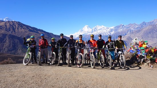 Epic Rides Nepal - Mountain Biking Trips