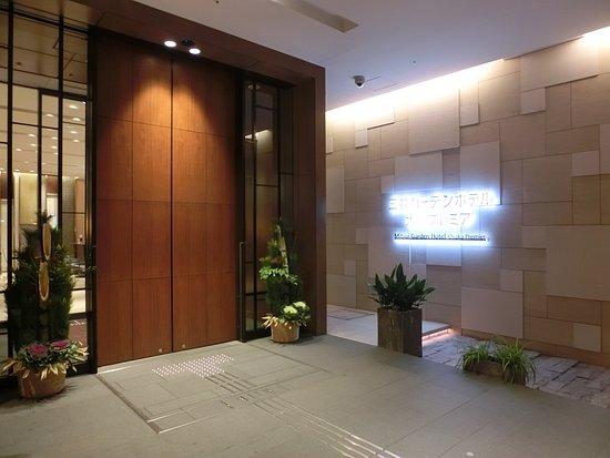 Picture Of Mitsui Garden Hotel Osaka Premier Osaka Tripadvisor