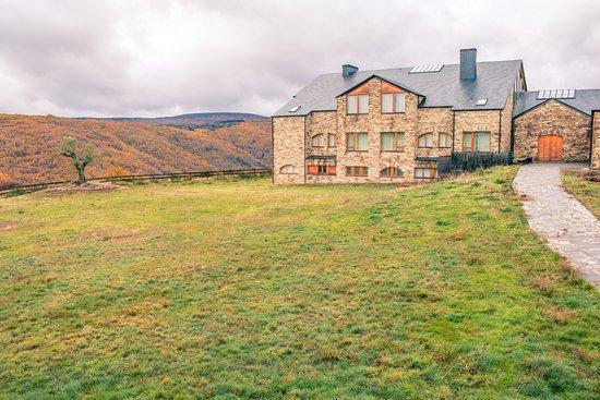 Zonas comunes del Hotel Rural Pandorado