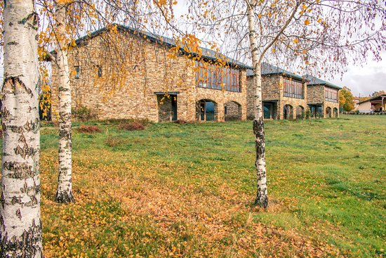 Pandorado, Hiszpania: Zonas comunes