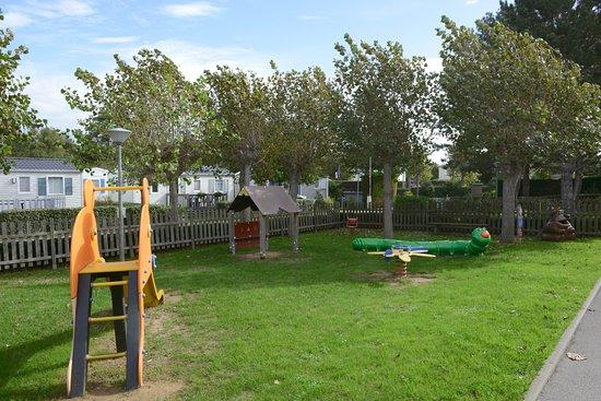 Stella-Plage, Francia: Air de jeux camping Stella Plage