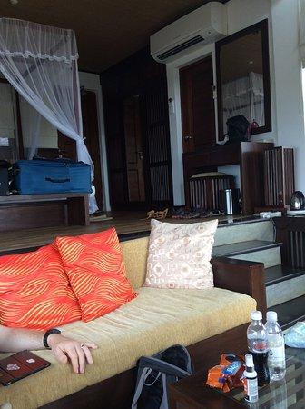 Laya Safari-Location Amazing,Hotel disappointing.