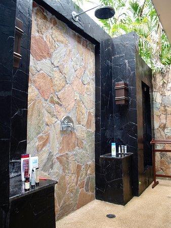 au endusche picture of robinson club khao lak khao lak tripadvisor. Black Bedroom Furniture Sets. Home Design Ideas