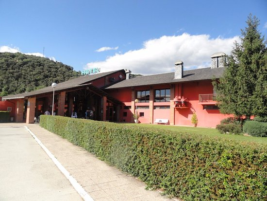 Montferrer, España: accès