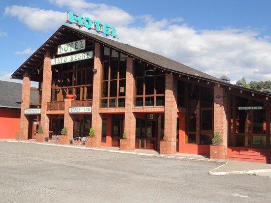 Montferrer, Spain: l'hôtel