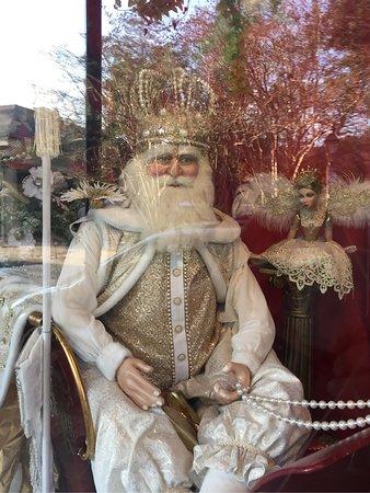 Santa's Quarters