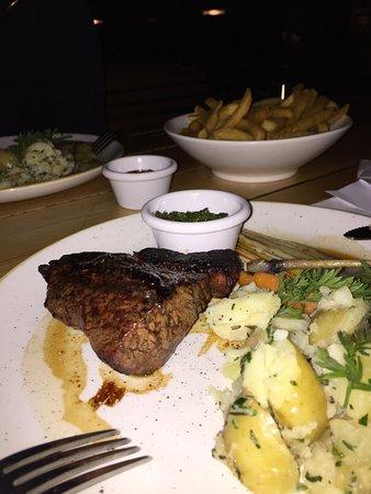 Sydney summer night dinner