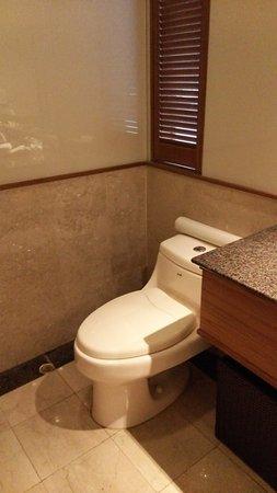 Hotel Sintra: トイレ