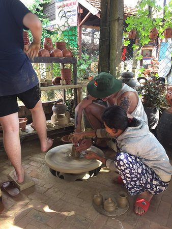 Mr Trung's Traditional Village Tours