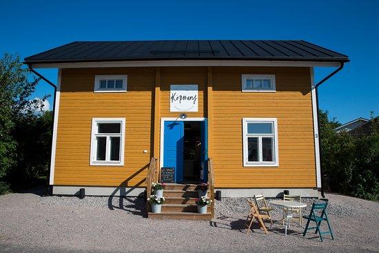 Nagu, Finland: Köpmans