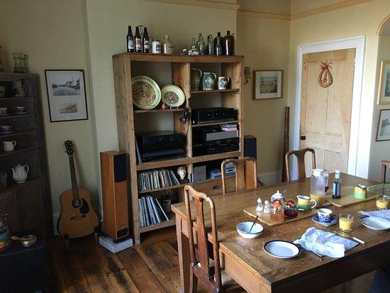 Sedgemoor Heights: Dining room