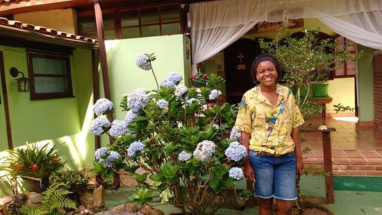 Pousada Recanto das Flores: Floes