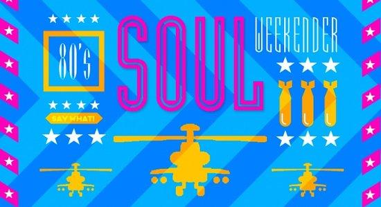 Hoochie Coochie: 80's Soul Weekender first Sun each month