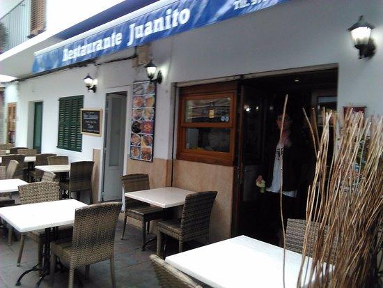 Juanito Santa Eulalia Del Rio Restaurant Reviews Photos