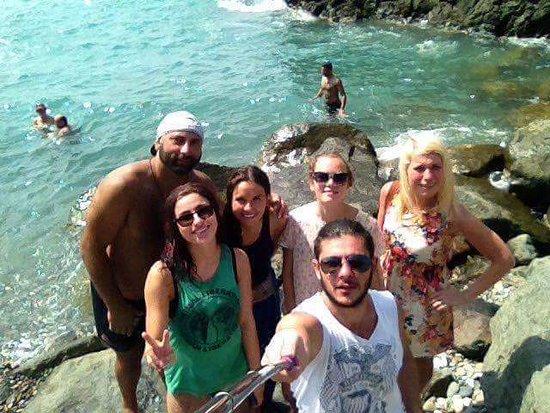 Sarpi, จอร์เจีย: Мы в Сарпи