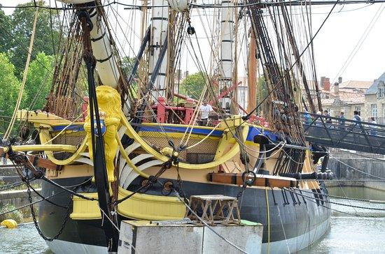 Rochefort, Frankreich: l'hermione