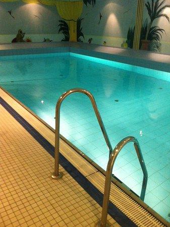 Hotel Atlantis: The swimmingpool