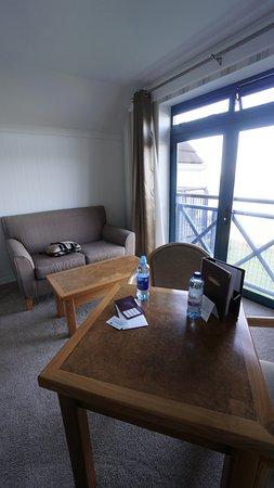 Ferrycarrig, Irlanda: sitting area