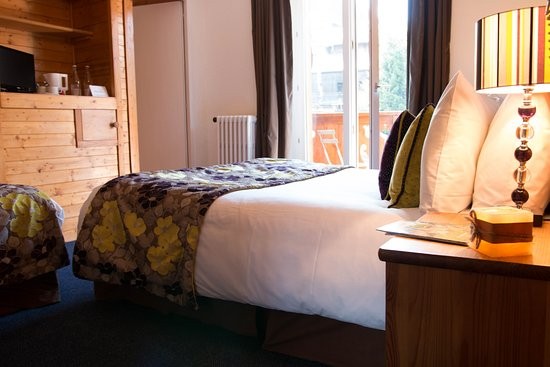 Hotel Chalet d'Antoine: Family Suite
