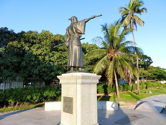 Statue of Hasekura Tsunenaga