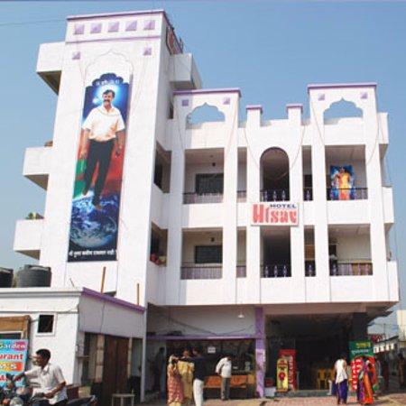Hotel Utsav: Hotel Building